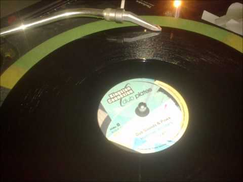 Enos McLeod   Word Sounds & Power Extended Version   10in Kingston Connexion Dub plates