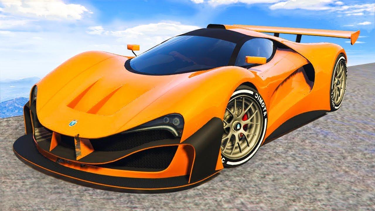 NEW 10000000 SUPER CAR GTA 5 DLC  FunnyCatTV