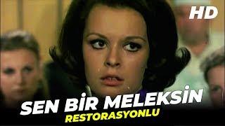 Sen Bir Meleksin | Hülya Koçyiğit Eski Türk Filmi Tek Parça