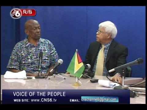 Voice of the People Guyana 20 Jan 2018