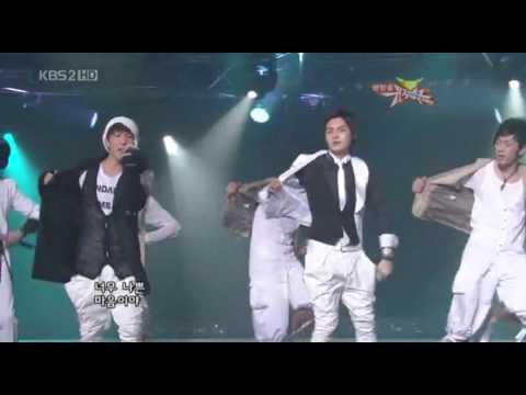 TMax  Fight the Bad Feeling  on MBank last April 3, 09