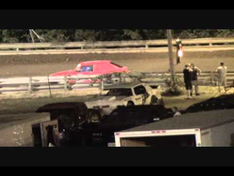 Sunday Night Racing At Double X Speedway-7-24-11-Video.wmv