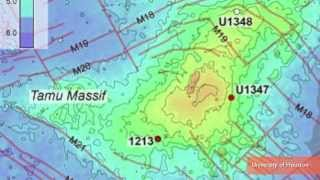 Largest Volcano on Earth Found Rivals Largest in Solar System