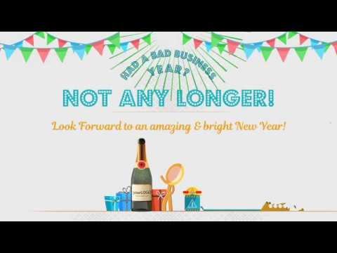 Happy New Year vs Bad Old Year Humorous Greetings | After Efects ...