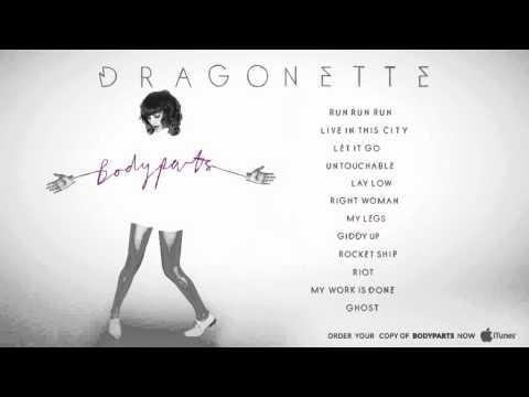 Dragonette - Bodyparts (Official Album Sampler) mp3