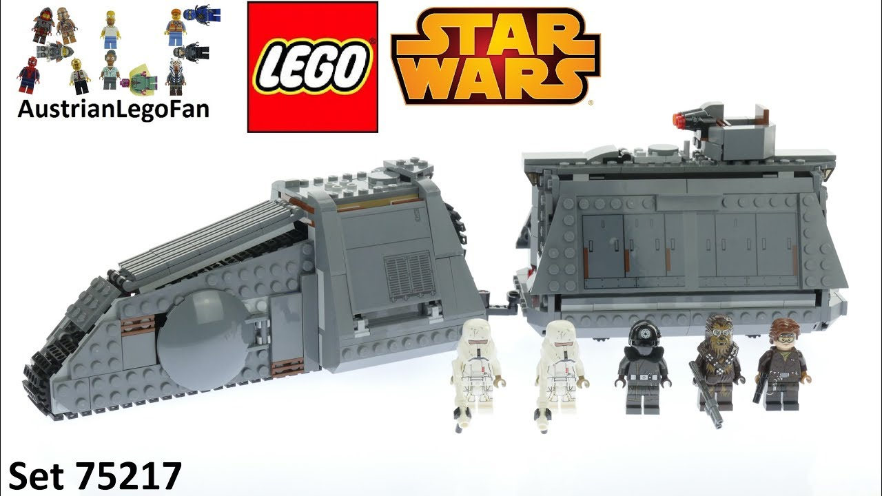 Lego Star Wars Han Solo from set 75217