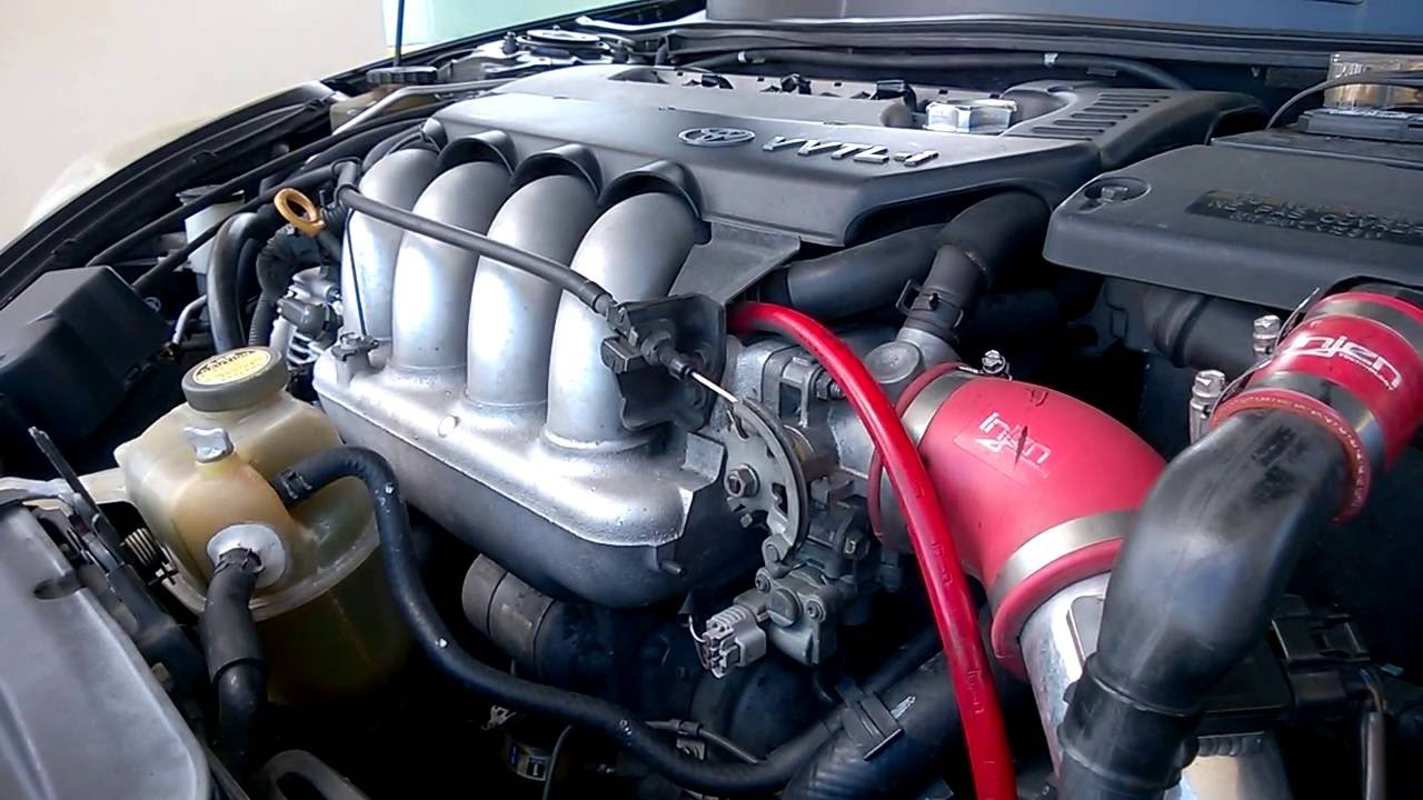 2001 Toyota Celica GTS Engine Bay Sounds   YouTube