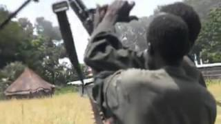 South Sudan Fighting - Doleib Hill Battle October   Jonglei state part 8