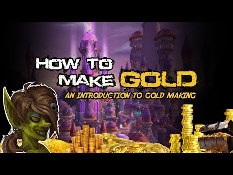 How To Make Gold - An Introduction For Beginners