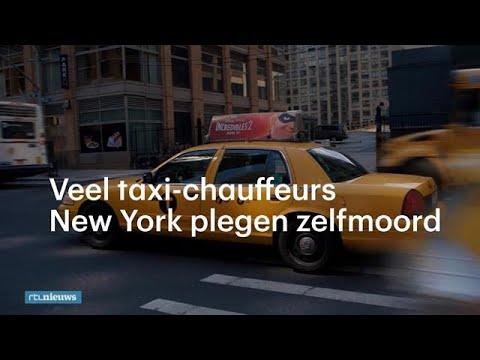 Gele taxi's vol zorgen, chauffeurs New York plegen zelfmoord - RTL NIEUWS