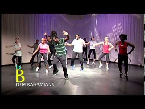 Caribbean Dance Fitness  with Dance Instructor Kelvin Cooper