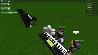 Cet invité est Roblox Piano LEGEND! C'EST GÉNIAL! Roblox - France Clavier piano 1.1
