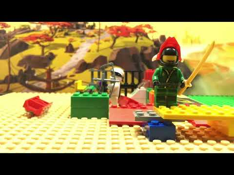 Lets Animate - Brilliant Brick Flicks - Ninjago 22.08.18