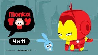 Mônica Toy | Hominho de Ferro (T04E11) thumbnail