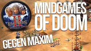 Trashtalken kann ich :D | RTS Olympiade gegen Maxim Game 1