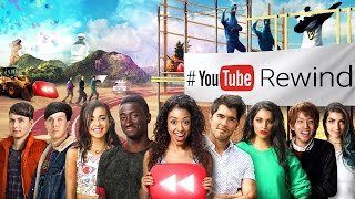 YouTube Rewind 2016 RiceGum, LeafyIsHere, FouseyTube: The Ultimate 2016 Challenge | #YouTubeRewind