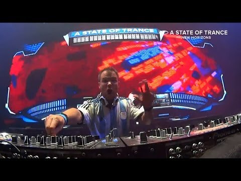Dash Berlin @ A State Of Trance 650, Buenos Aires, Argentina (01.03.14) [1]