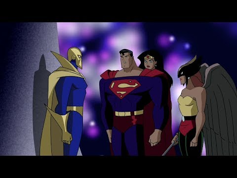 Justice League vs. Solomon Grundy, Aquaman, Doctor Fate!