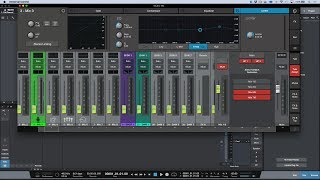 Studio 192 Basic Functionality and Overview of Universal Control