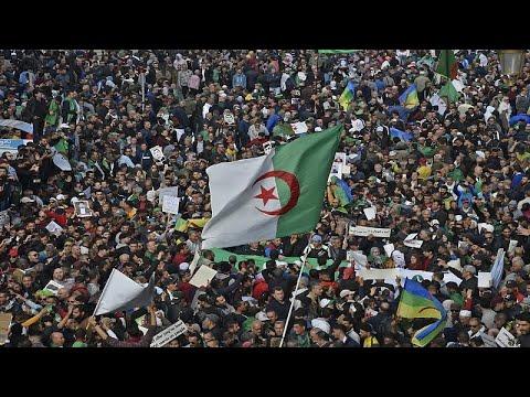 شاهد: الجزائريون يشاركون بقوة في إحياء الذكرى الأولى لانطلاق الحراك الشعبي…  - نشر قبل 10 ساعة