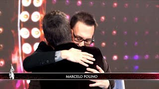 Marcelo Polino volvió al jurado tras la muerte de su madre