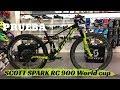 SCOTT SPARK RC 900 WORLD CUP PRUEBA