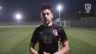 قناة لخويا | يوسف المساكني: هدفنا المحافظة على اللقب
