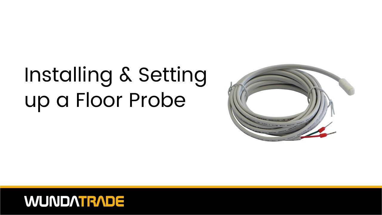 Floor probe installation and user guide youtube floor probe installation and user guide wunda trade asfbconference2016 Choice Image