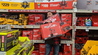 Last Chance Tool Deals (Black Friday 2019) The Home Depot