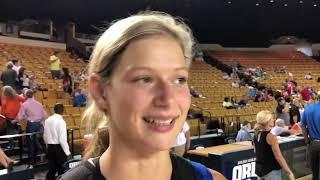 Varsity Girls Basketball - Maddie Harelson