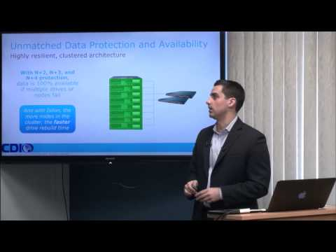 Isilon Scale-Out NAS: Why It's The Future Of Your Data Storage