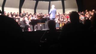 NE KMEA District Choir - the Ground Thumbnail