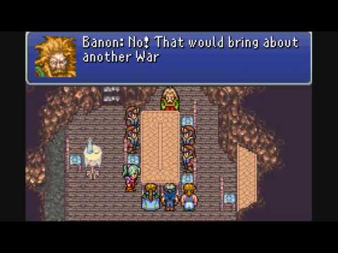 Final Fantasy VI Advance - Part 13: Returner Hideout