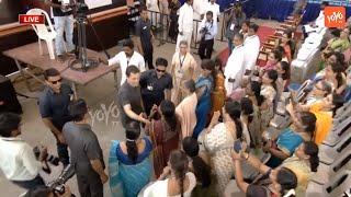 Girls Mindblowing Response For Rahul Gandhi Entry In Chennai | Congress | YOYO TV Channel
