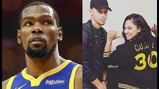 Steph Curry THE REASON Kevin Durant LEFT Golden State Warriors For Nets?