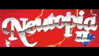Classic PC Engine Game Neutopia II on PS3 in HD 720p