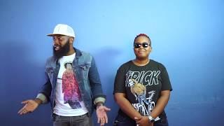 FINISH THE LYRICS CHALLENGE - DJ LAMBO & LOOSE KAYNON | CHOCOLATE CITY MUSIC