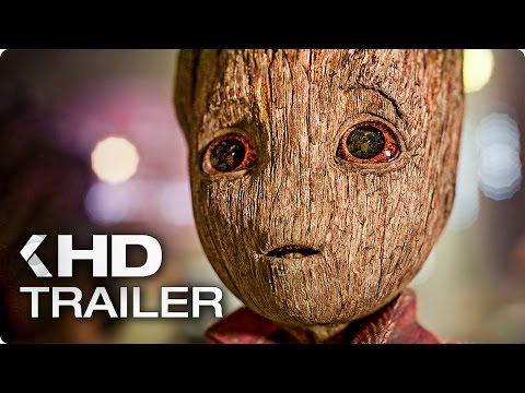 GUARDIANS OF THE GALAXY 2 Trailer 3 German Deutsch (2017)