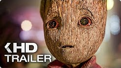 GUARDIANS OF THE GALAXY 2 Trailer 3 German Deutsch (2017)