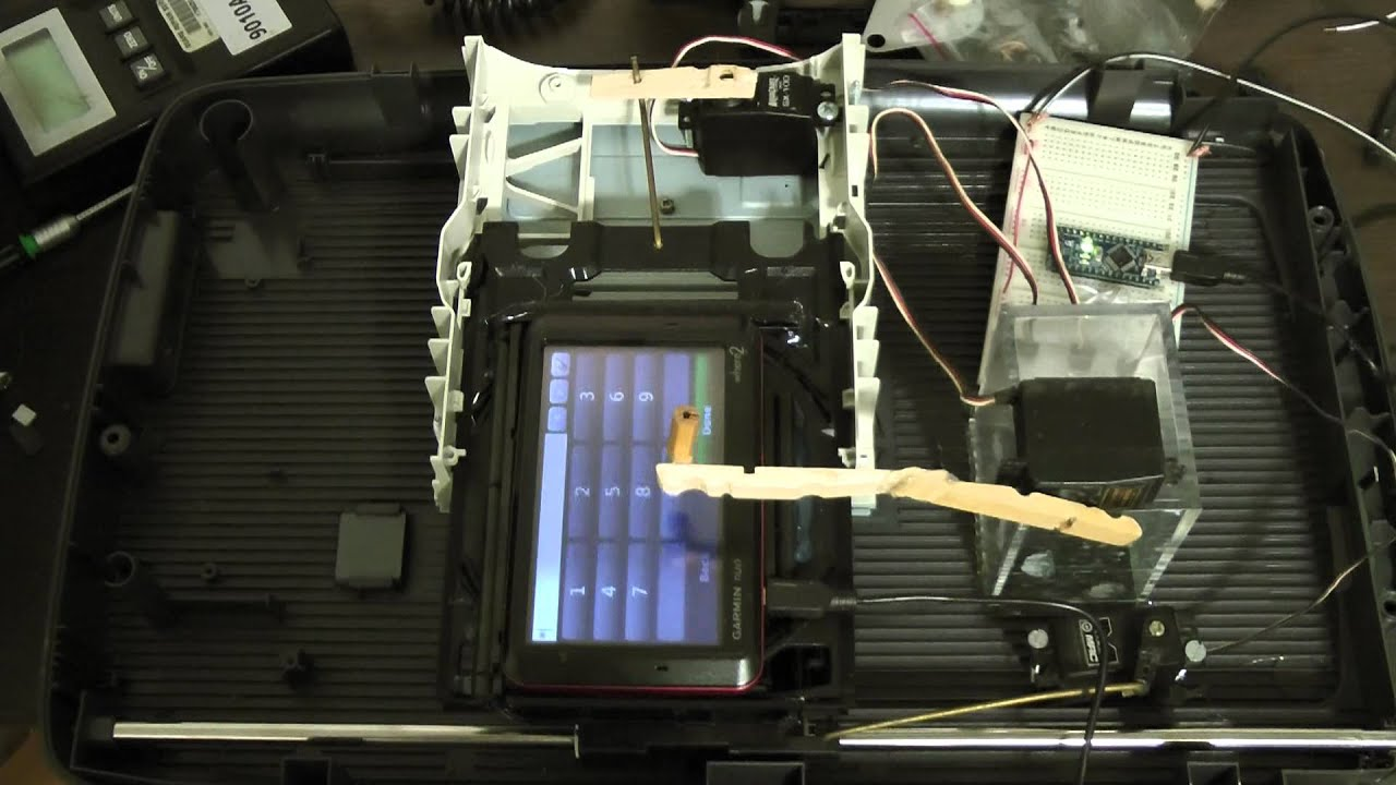 Brute Forcing A GPS PIN | Hackaday