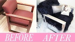 DIY FUR CHAIR!