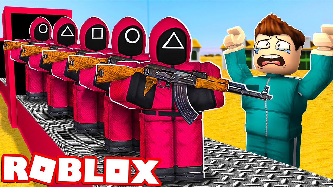 Download SQUID GAME TYCOON in Roblox!