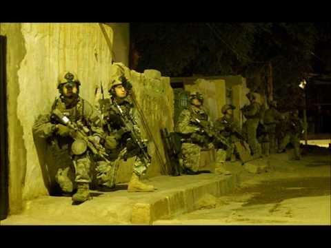 Operation Enduring Freedom and Iraqi Freedom tribute