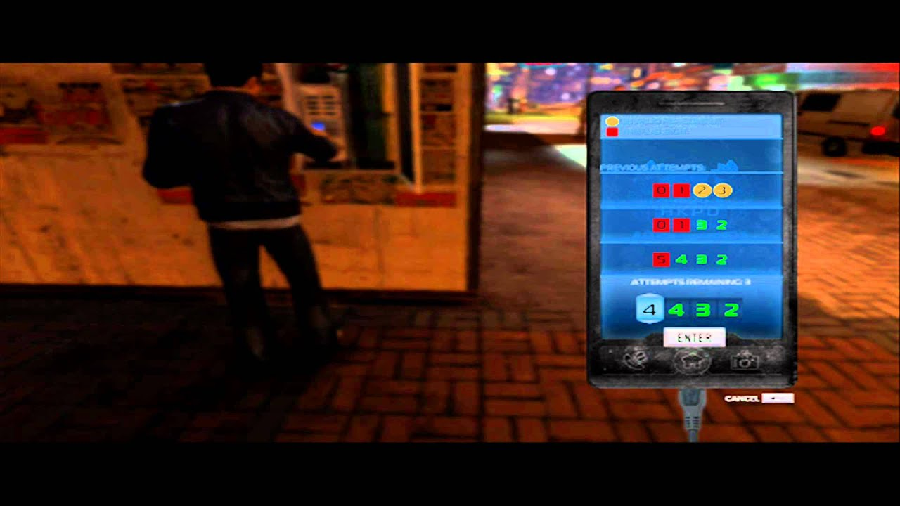 Sleeping Dogs How To Hack