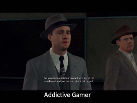 LA Noire - Vernon Mapes Interrogation At Hughes Aircraft