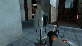 Portal - Turret Kills Self