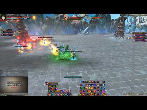 Perfect World - Colosseum 3 vs 3 [#4] - Team Hakai   Profound