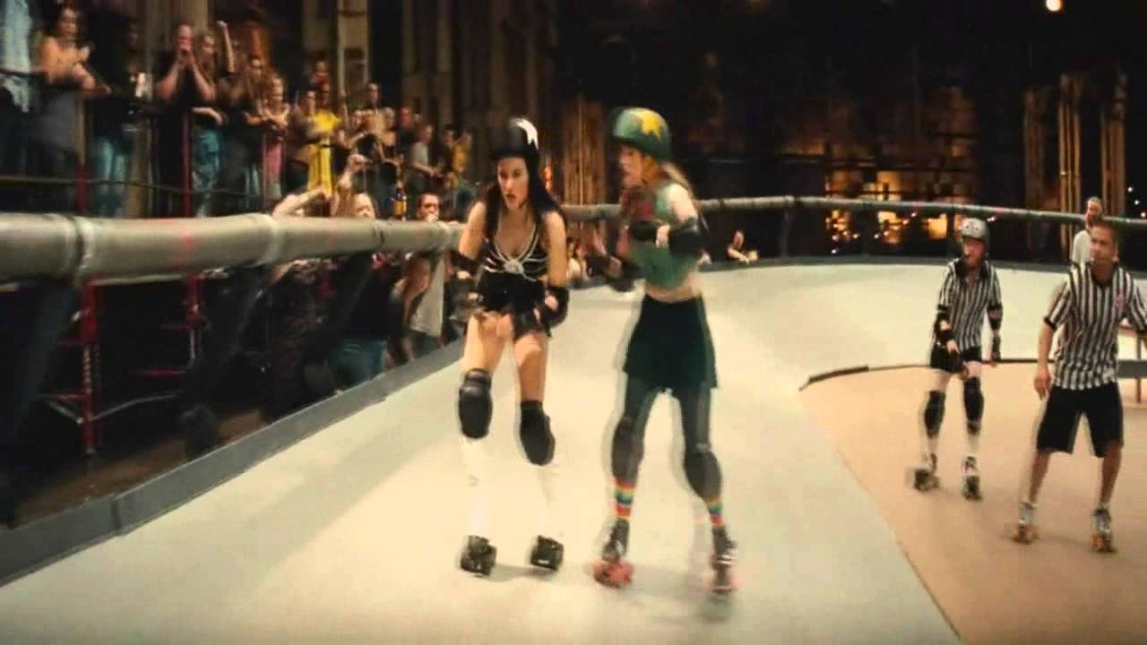 Roller Derby - Whip It Scenes - YouTube