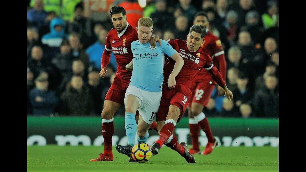 Liverpool Vs Manchester City 4-1 All Goals & Highlights in ...