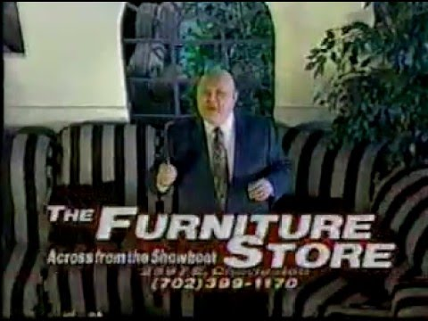 The Furniture Store Las Vegas 1999 Youtube